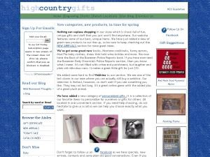 High Country Gifts