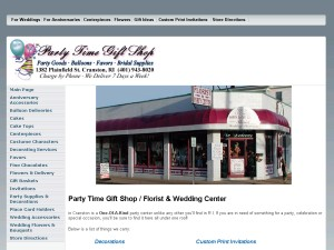 Party Time Gift Shop