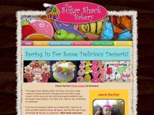 The Sugar Shack Bakery