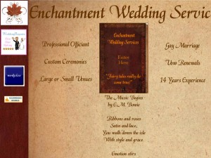Enchantment Wedding Services
