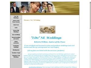 I Do NE  Weddings