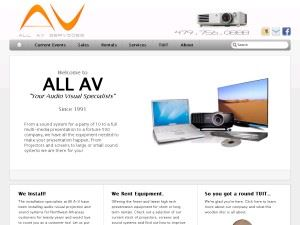 All Audio-Visual Services, Inc.