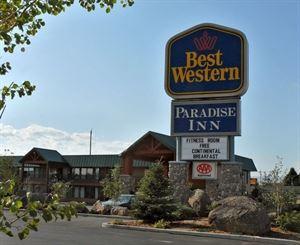 Best Western - Paradise Inn
