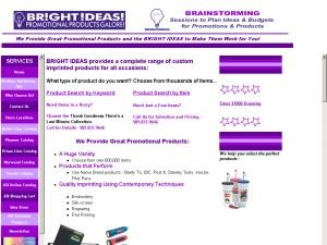 BRIGHT IDEAS Promotional Products Galore!