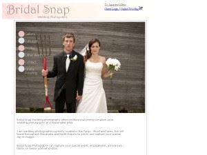 Bridal Snap Photography - Grand Forks