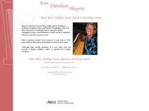 Kim Davidson Harpist