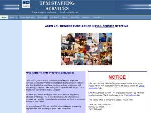 TPM Hospitality Staffing