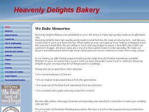 Heavenly Delights Bakery