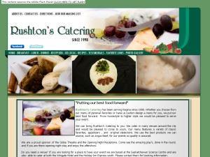 Rushton's Catering
