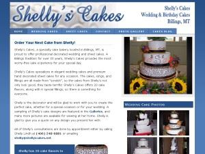 Shelly's Cakes