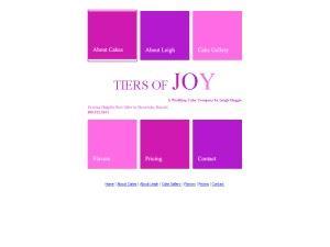 Tiers Of Joy