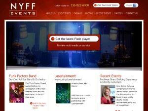 NYFF Events Lighting - Newark