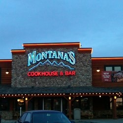 Montana's Cookhouse Saloon