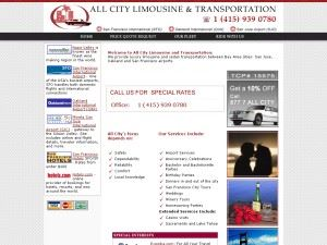 All City Limousine & Transportation - Tulsa