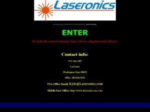 Laseronics