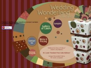 Wedding Wonderland Cakes