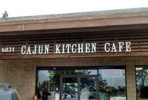 Cajun Kitchen Café