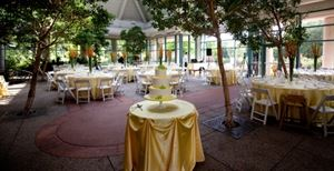 The Atrium At Meadowlark Botanical Gardens