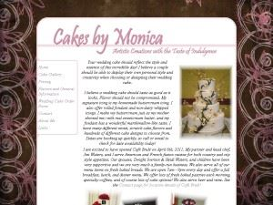 Cakes by Monica
