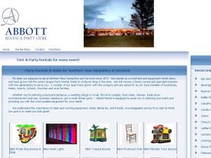 Abbott Rental & Party Store