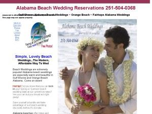 Beach Dream Wedding
