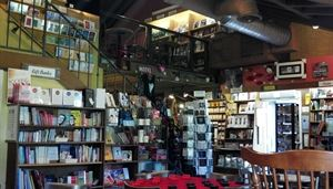 The Upstart Crow Bookshop and Coffee House