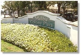 Malibu Colony Plaza