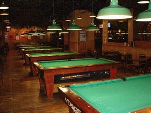 Chattanooga Billiard Club Downtown