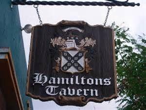 Hamilton's Tavern and Café