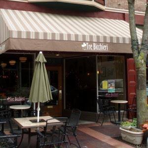 Tre Bicchieri Italian Restaurant