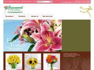 Greenwood Flower & Garden