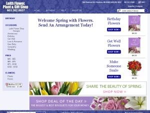 Leith Flower, Plant & Gift Shop