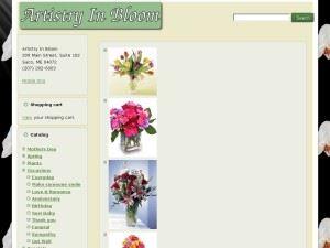 Artistry In Bloom