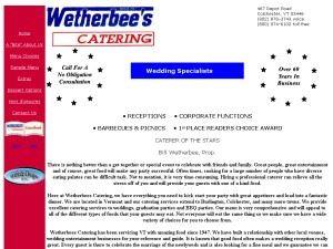 Wetherbee's Catering