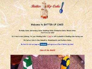 Batter Up Cake