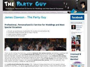 The Party Guy