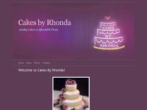 Cakes By Rhonda