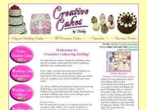 Creative Cakes By Debby