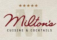 Miltons Cuisine & Cocktails