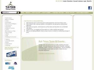 Tates Tents & Events