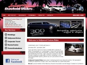 Hollywood Custom Rides LLC