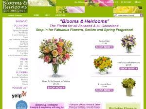 Blooms & Heirlooms