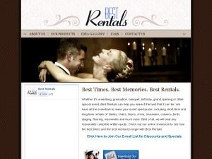 Best Rentals, Inc