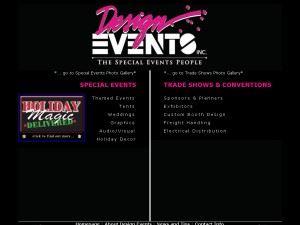 Design Events Inc