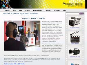 Absolute Digital Broadcast Rentals