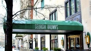 Georgia Brown's
