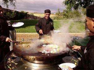 Stir Fresh Mongolian Grills