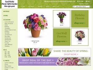 Yard Works Floral, Gift & Garden