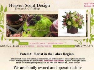 Heaven Scent Design