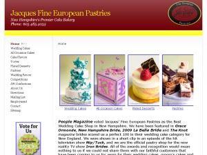 Jacques Pastries